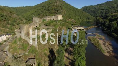 Brousse Le Château, Vidéo Drone