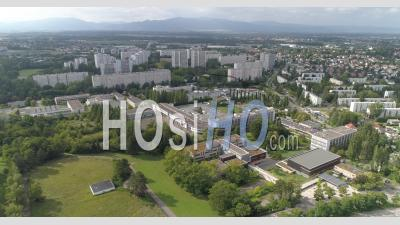 Mulhouse Ville Et Banlieue - Vidéo Par Drone