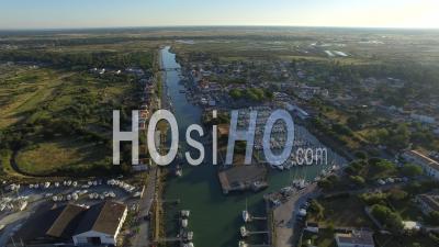 The Channel Perrotine Seen By Drone Boyardville