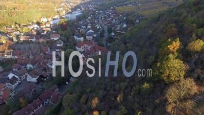 Kaysersberg, Alsace Vidéo Drone