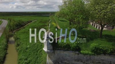 La Citadelle De Brouage, Vidéo Drone