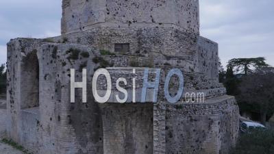 Tour Magne Et Nimes, Vidéo Drone
