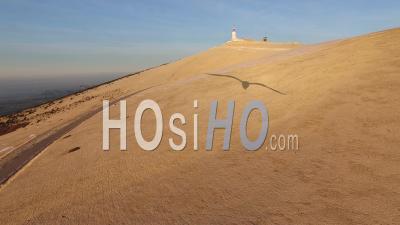 Mont-Ventoux Vidéo Drone