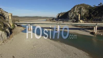 Pont De Mirabeau Vidéo Drone