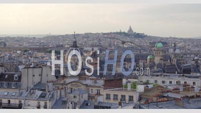Toits De Paris Et Montmartre - Vidéo Drone