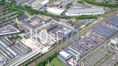 Swindon, Seen From A Helicopter