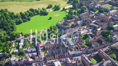 Oxford University, Oxfordshire.