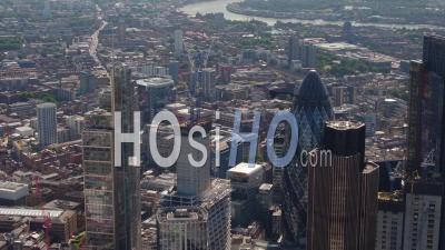 City Of London, Gherkin, London