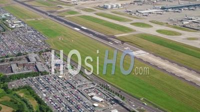 Aéroport De Heathrow, Londres