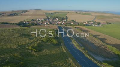 Cap Blanc Nez Hills & Roads, Vidéo Drone