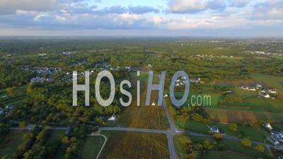 Les Alignements Du Menec à Carnac - Vidéo Drone