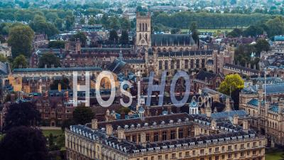 Trinity Hall Cambridge, Collège St John's, King's College, Cambridge Vidéo Drone