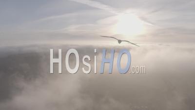 Nuages Filmés Par Drone
