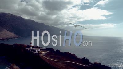 Punta De Teno - Video Drone Footage