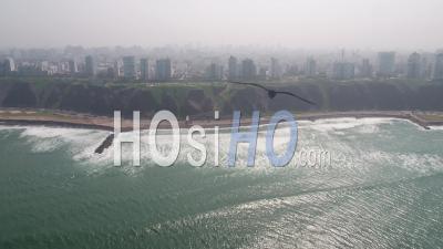 Milaflores, Lima, Peru By Drone
