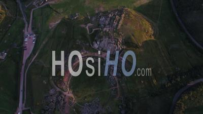 Saqsaywaman, Capital Of Inca Empire, Cusco - Video Drone Footage
